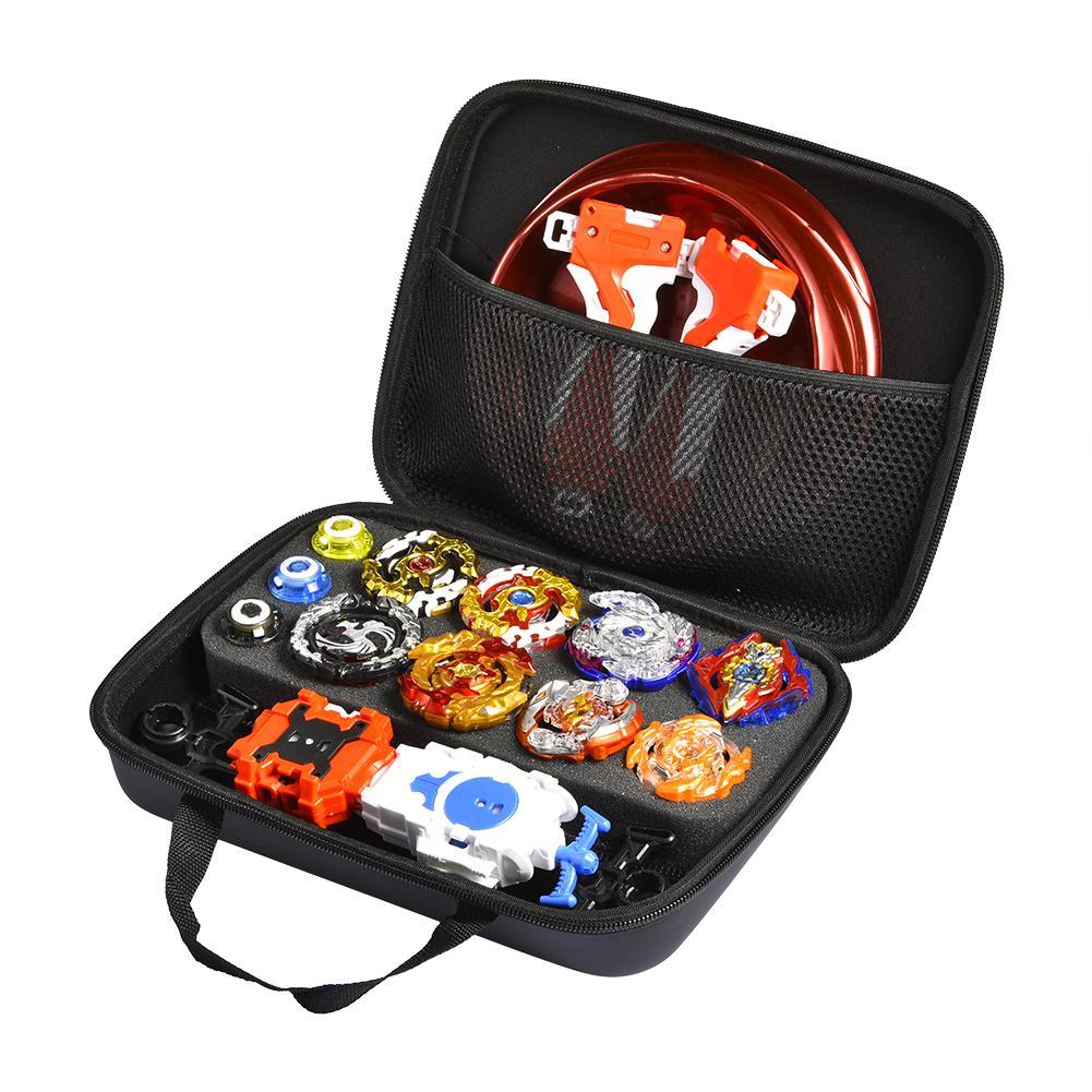 Gyro Kit Toy Battle Tops Case Toy Stadium Burst Launcher Battle Set Gift For Children In Halloween Christmas