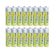 16 pçs/lote PKCELL 1.2V 1000mAh NiMh Bateria Recarregável AAA Ni-mh 3A Battria Alta Energia Pilhas AAA Para lanterna brinquedos