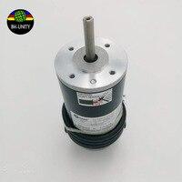 Leadshine 24V 3400r/min DCM50205 04D 1000 DC servo motor für große fomat drucker teile-in Drucker-Teile aus Computer und Büro bei