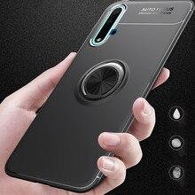 Anti Shock Case Voor Huawei Nova5 IK Pro Nova4 Nova3 IK E Nova2 S Lite Magneet Ring Case voor Huawei nova 5t 5i 5 Pro 3 IK 4 E Cover