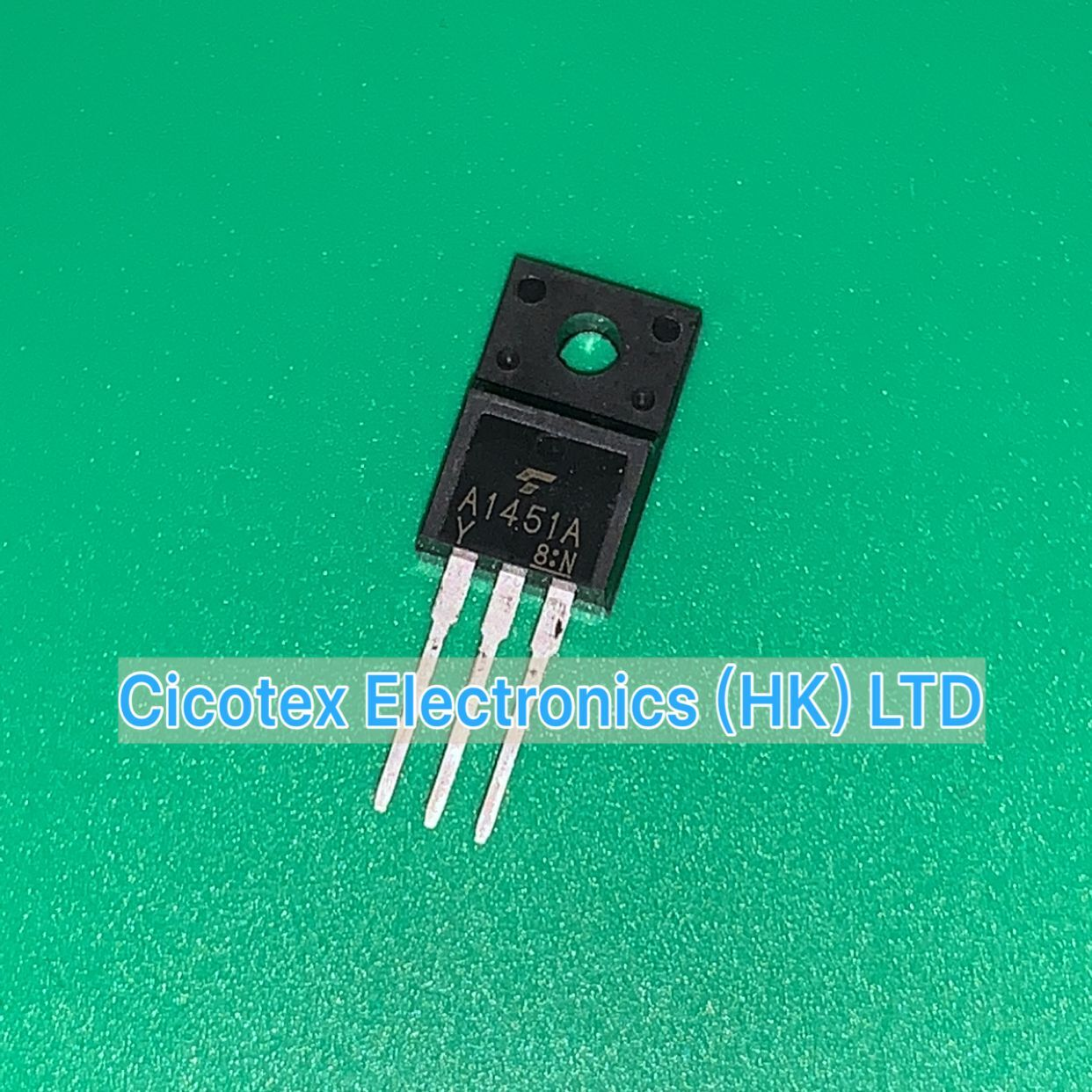 10pcs/lot 2SA1451A-Y A1451A TO220F High-Speed High-Current Switching Applications 2SA1451A-Y A1451A-Y