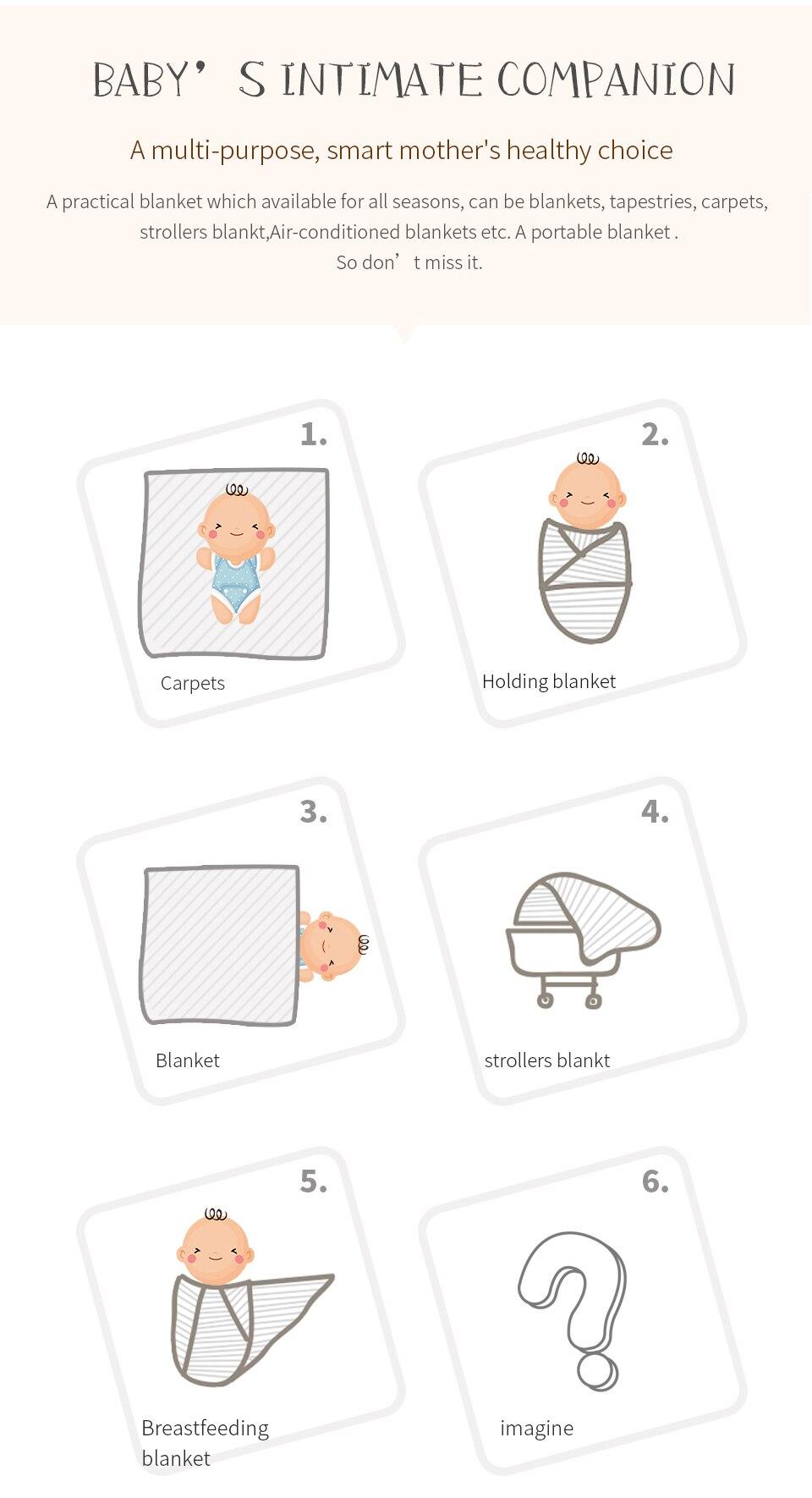 animados malha recém-nascidos bebes swaddle envoltório sleepsack