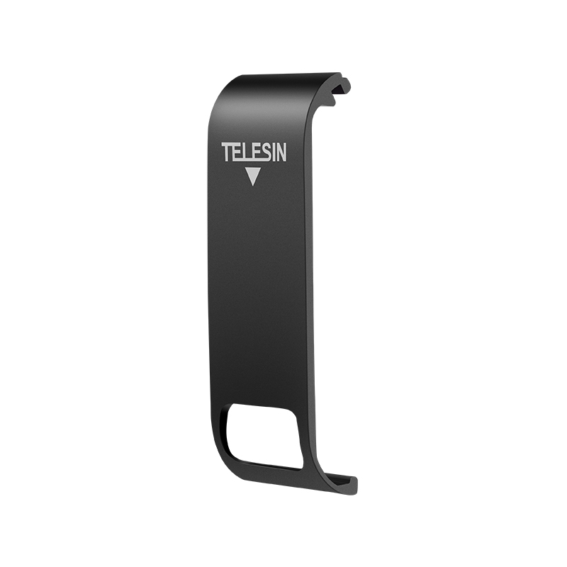 Telesin Alumium Alloy Replacement Side Cover, Rechageable Battery Side Lid For Gopro Hero 8 Vlog Action Camera Accessories Fashionable(In) Style;