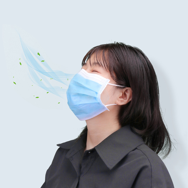 10/20/50/100Pcs Mouth Mask Disposable Black Cotton Mouth Face Masks Mask Earloop 3