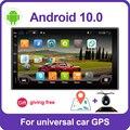 Автомагнитола PX6, стерео-система на android 10, 4 Гб ОЗУ, 64 Гб ПЗУ, с gps Навигатором, с поддержкой SWC, BT, Wi-Fi, DSP, Типоразмер 1 DIN