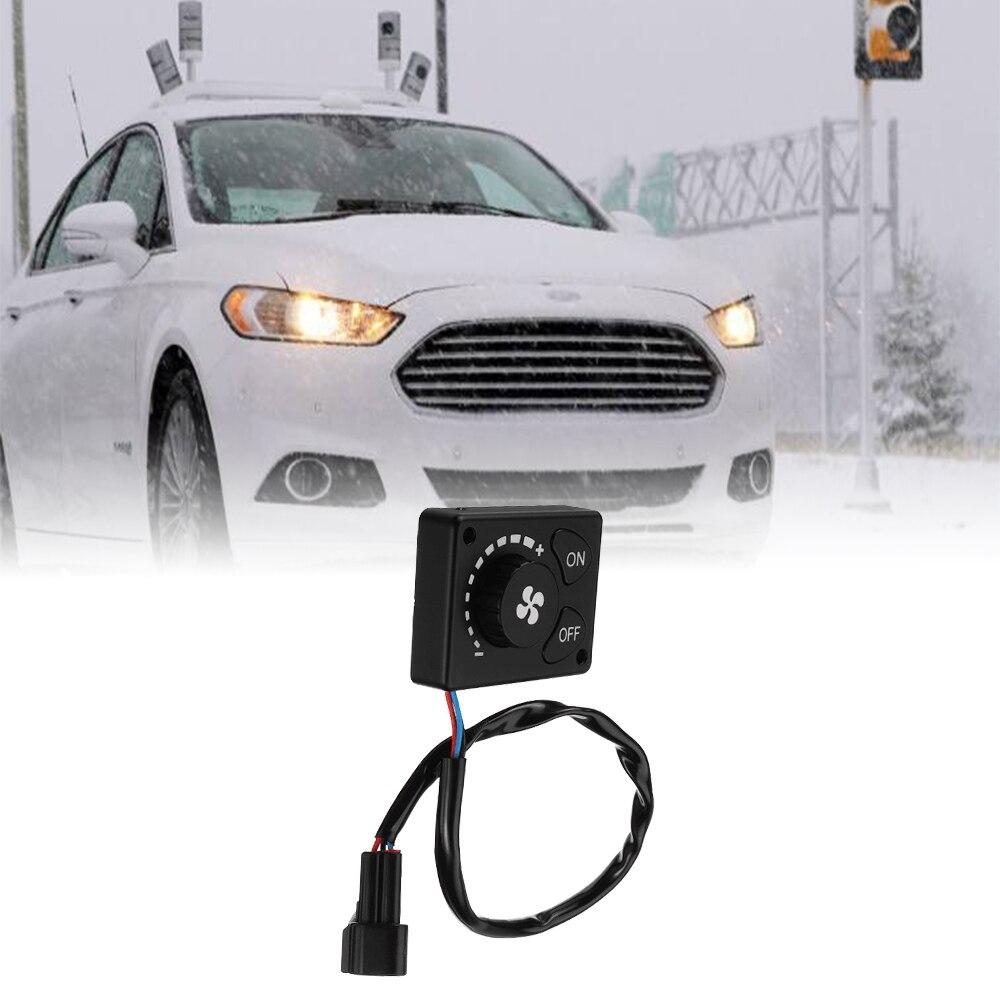 12V//24V Auto LKW Parkplatz Heater Kontroller LCD Switch für Air Diesel Heizung