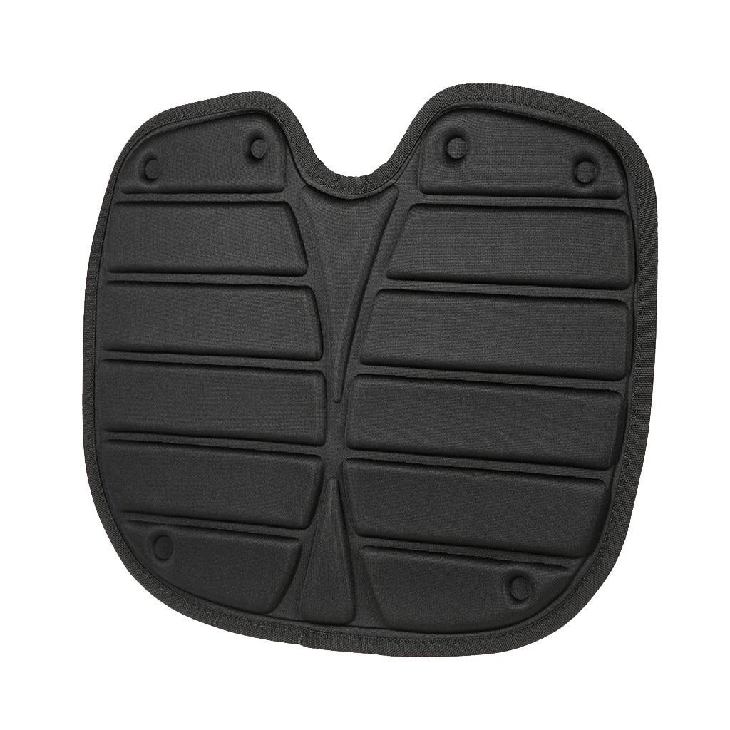 Black Comfortable Kayak Paddling Seat Pad Cushion 45cm X 35cm
