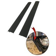 53.5*5.6*1cm Stove Counter Gap Cover Heat-Resistant Oven Sli