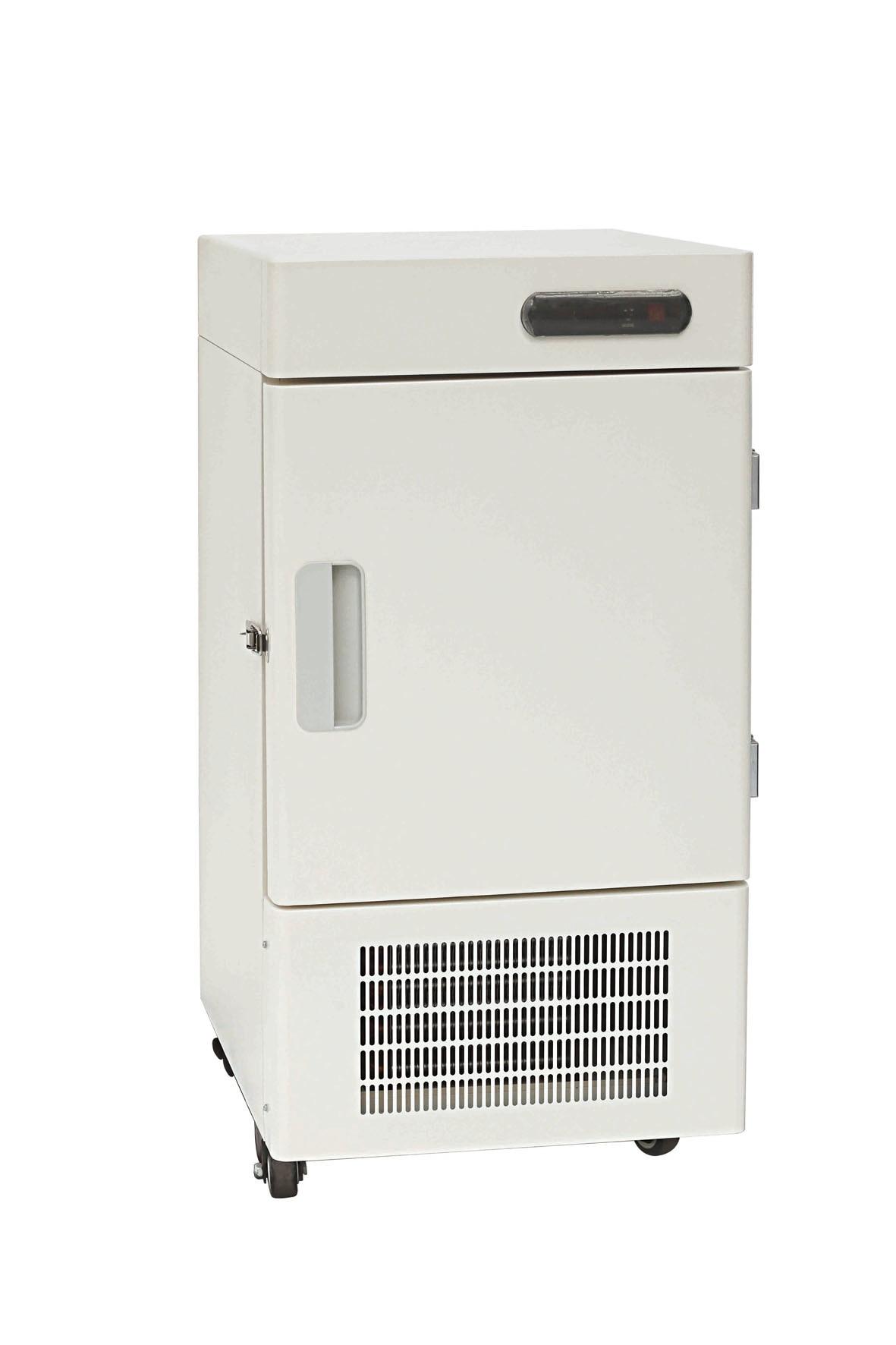 ZOIBKD Labor 40 ° C Vertikale Ultra Niedrigen Temperatur Medizinische Tiefe Labor Gefrierschrank Kühlschrank 60L-in Labor-Kühlanlagen aus Büro- und Schulmaterial bei
