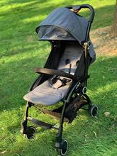 2019 New simple folding baby stroller comfortable lightweight easy care stroller