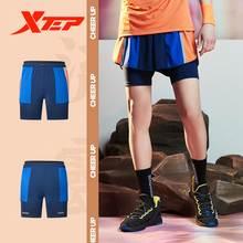 Мужские беговые шорты xtep speed x летние новые спортивные для