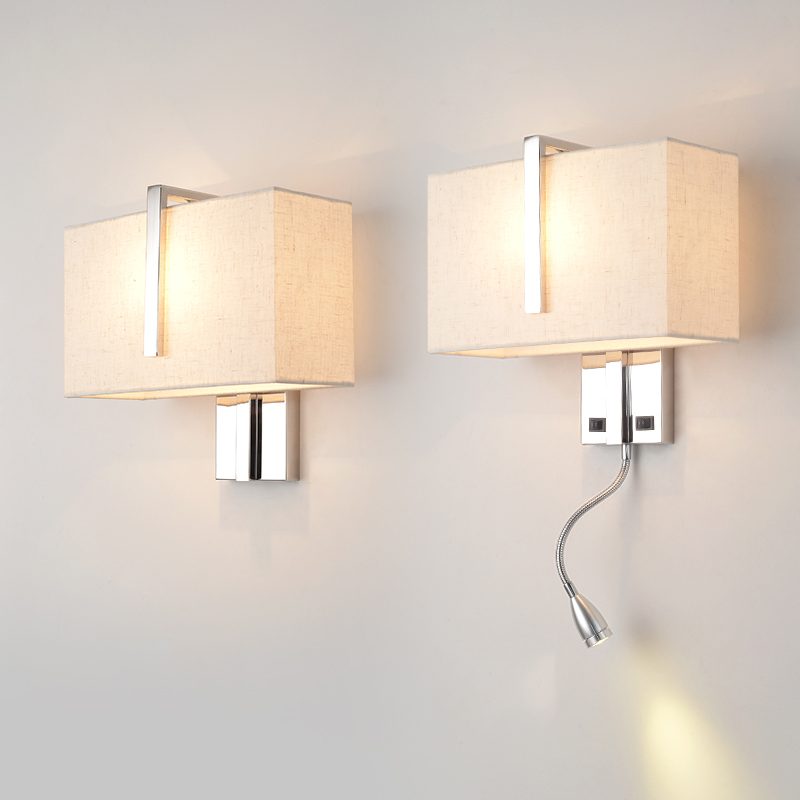 Indoor Led Wall Lamp Bedside