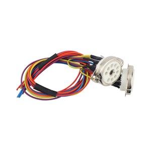 Image 3 - GHXAMP 6E2 고양이 눈 튜브 표시기 드라이버 보드 키트 듀얼 채널 형광 레벨 표시기 드라이브 증폭기 DIY 수정