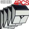 4 PCS 318 LED