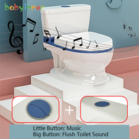 Baby Inner Portable Baby Potty Baby Toilet Potty Child Pot Training Girls Boy Simulation Toilet Kids Chair Toilet Seat