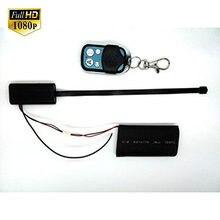 Mini DIY Cámara 1080P cámara pequeña video y sonido grabadora dvr motion detectar Cámara gizli mini cámara control remoto escondido TF