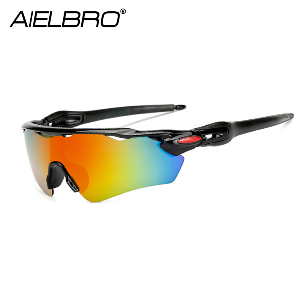 Men Cycling Glasses UV400 Windproof Goggles Bicycle Sunglasses Sport Hiking Glasses For Running Glasses Eyewear Oculos Ciclismo