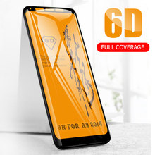 Full Tempered Glass For Samsung Galaxy A10 A20 A20s A30 A30s A40 A50 A50s A51 A70 A70s A71 M10 M20 M30 M30s M40 Screen Protector