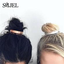Щипцы для завивки волос, насадки перо булочка манжеты шпилька для волос в виде листа уникальные женские свадебные аксессуары для волос для ...