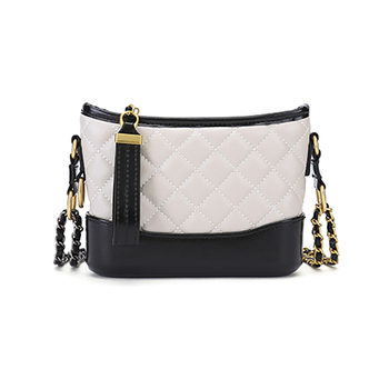 Discount new 2020 Fashion Shoulder Bag For Women Mini White Leather Luxury Brand Female Designer High Quality Messenger Bag