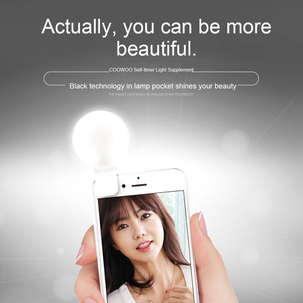 selfie light ring for android
