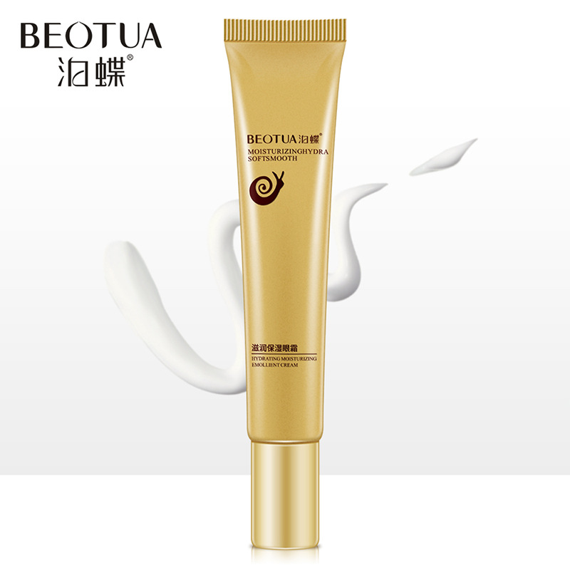 Women Snail Eye Cream Whitening Moisturizing Anti-aging Wrinkle Remove Dark Circles Eyes Skin Care