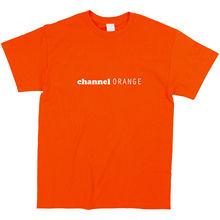 Frank Ocean Channel Orange T Shirt Blond Blonde Tour Loose Black Men shirts Homme Tees