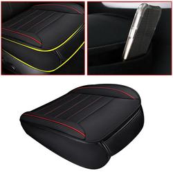 Areyourshop 3D Universal Car Seat Cover PU Leather Breathable Pad Mat for Auto Chair Cushion Car Accessories Seat Cover Pad Mat