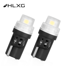 T10 W5W Led Bulb 194 168 24SMD Canbus Error Free 6000K Pure White Wedge Door Instrument Side Lamp 12V Amber Red car accessories