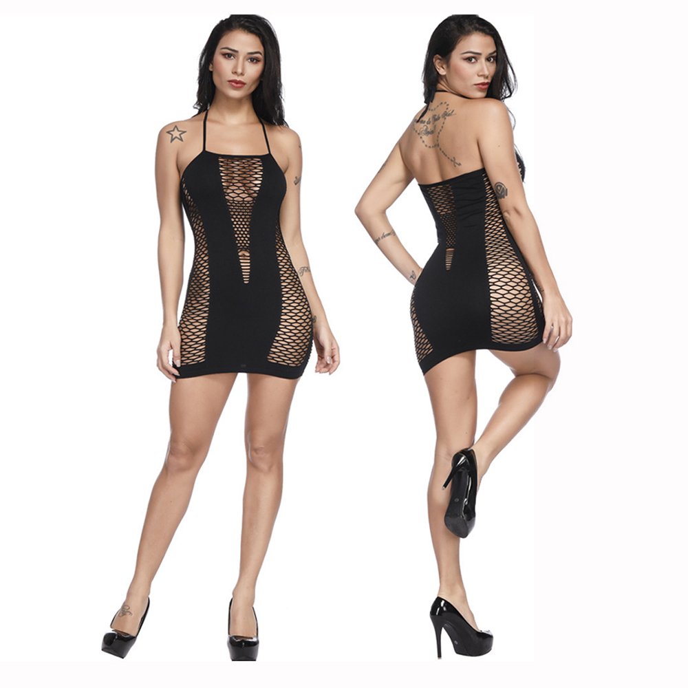Underwear Straps Lingerie Nighties Fishnet Mesh Sexy Hot Sexi Woman For Sex Big Sizes Women Erotic Porn Dress Exotic Negligee 1