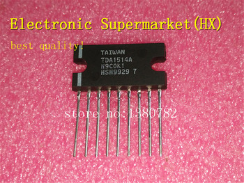 Free Shipping 10pcs/lots TDA1514A TDA1514 ZIP-9 IC In stock! цена 2017