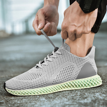 Hot Seller Tennis Running Shoes Comfortable Breathable Mesh Sneakers Couple Outdoor Leisure Sports Big Size 45 Zapatillas