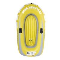 Inflatable Kayaking Canoe Rowing Fishing Beach Pool Double Kayak