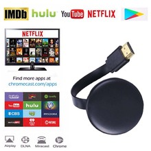 Google Chromecast Youtube Netflix TV Wireless WiFi Mirror Box TV Stick Video Display HD Screen Mirroring
