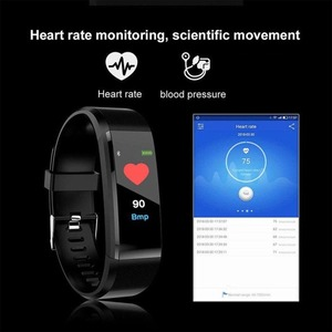 Image 5 - SHAOLIN akıllı saat erkekler kadınlar için akıllı bileklik spor izci basınç spor İzle nabız monitörü bant spor izci