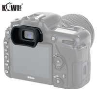 Aparat okularu wizjera przedłużony muszla oczna dla Nikon D3500 D3400 D7500 D7200 D7100 D7000 D5200 D5100 zastępuje Nikon DK-20 DK-28