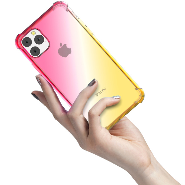 Gradient Soft TPU Case for iPhone 11/11 Pro/11 Pro Max 1