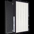 1 set (2pcs) 435*260 mm air purifier Filter hepa Activated carbo Suitable for Panasonic F-VXG70C F-ZXGP70C PM2.5