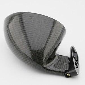 Espejo lateral de fibra de carbono Universal F1 Racing para BM E90 E92 M3 F10 F30 E46 E60, un par (R + L) no original