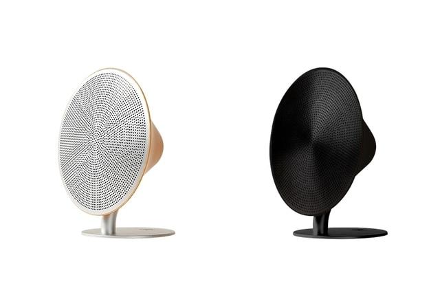 Retro Bluetooth Lautsprecher im edlen Holz Look 6
