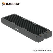 Barrow 120mmx3 40mm radiatore di rame spesso 360MM adatto 12CM serie Computer triplo 120mm dissipatore di calore del ventilatore, Dabel-40a 360