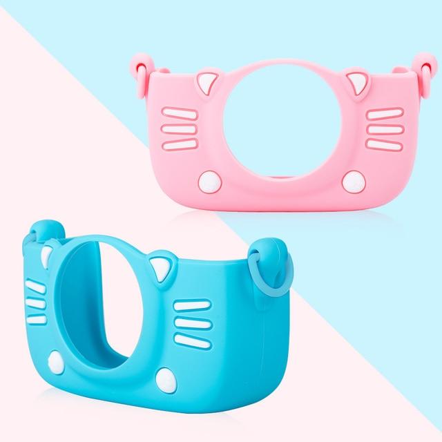 Силиконовый чехол для детского фотоаппарата Minibear H1 H2 H3 H7