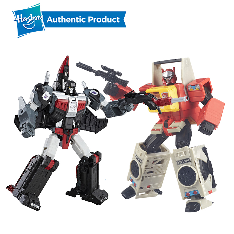 Hasbro Transformers Speelgoed Generaties Titans Terugkeer Leider Sky Shadow en recorder Action Figure Collection Model Poppen-in Actie- & Speelgoedfiguren van Speelgoed & Hobbies op  Groep 1