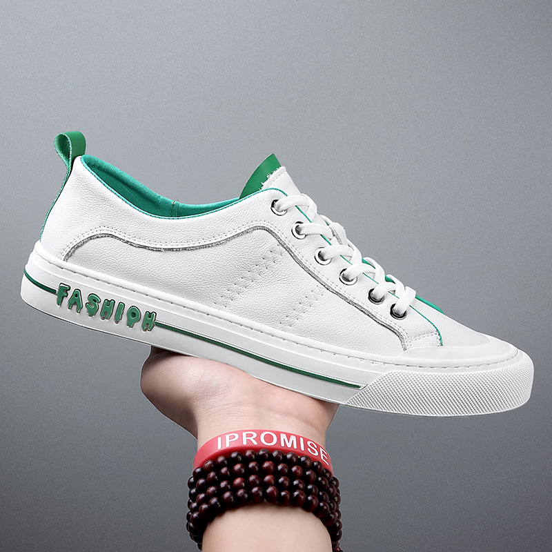 Hot Sale White Men's Sneakers Microfiber Casual Shoes Lightweight Breathable Mens Shoes Big Size Tenis Masculino Zapatos Hombre