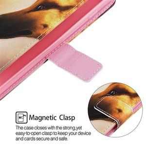Image 5 - ファッション財布サムスンギャラクシー S10 S9 S8 J4 J6 プラス A7 2018 A20 A30 A40 A50 A70 m30 M10 M20 革電話バッグ Coque