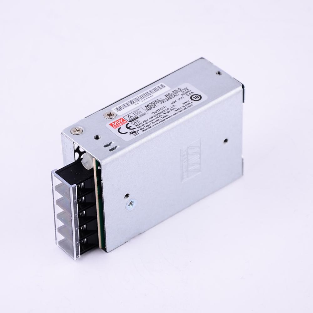 Image 3 - Mean Well RS 25 5 AC/DC 25W/5A/5V Single Output Switching Power Supply meanwell online storeSwitching Power Supply   -