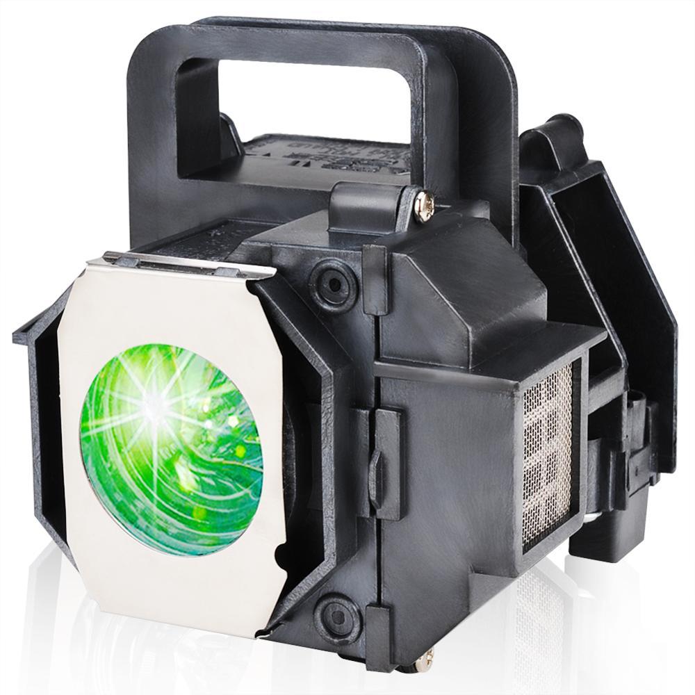 HAPPYBATE yedek projektör lambası V13H010L49 için PowerLite HC 6500UB/PowerLite HC 6100/PowerLite HC 9700UB/H416B