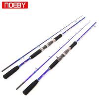 Noeby Leisure Fishing Rod Spinning Ocean Boat Sea Toray Carbon Fiber for Blank