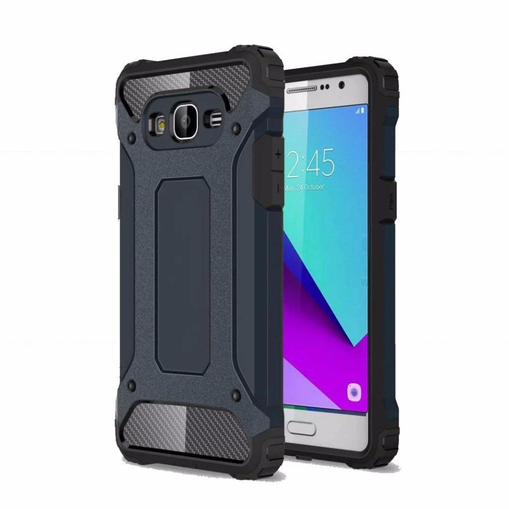 for <font><b>Case</b></font> <font><b>Samsung</b></font> <font><b>Galaxy</b></font> <font><b>Grand</b></font> <font><b>Prime</b></font> <font><b>Case</b></font> <font><b>Samsung</b></font> <font><b>Grand</b></font> <font><b>Prime</b></font> <font><b>G530H</b></font> G531F G531H Tough Silicone Shockproof Armor Phone Cover image