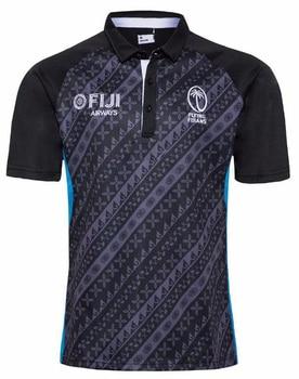 2019 FIJI POLO shirt rugby Jerseys Singlet Rugby League shirt fiji union jersey polos shirts